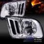 Faros Ford Mustang 2005-2006-2007-2008-2009, Jdm, Accesorios