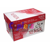 Papel Xerox Bond Blanco 85 Carta 8.5x11 Roja 216x279mm