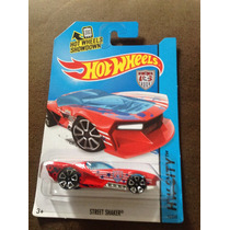 Hot Wheels Street Shaker De Estados Unidos