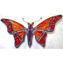 Mariposas De Vitral Rod