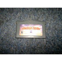 Chicken Little Para Game Boy Advance,excelente Titulo.