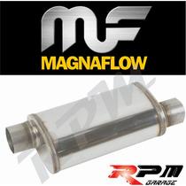 Silenciador Magnaflow 4cil V6 Y V8 Acero Inoxidable