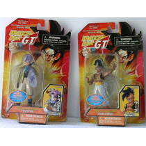 Trunks Y Uub (ubu) Dragon Ball Gt Coleccionable Envio Gratis