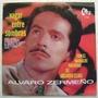 Alvaro Zerme�o / Vagar Entre Sombras  1 Disco  Lp Vinilo
