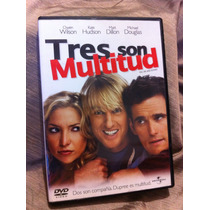 Tres Son Multitud You Me And Dupree Owen Wilson Kate Hudson