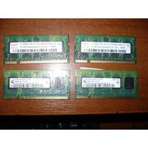 Memoria Ram Ddr2 512 Mb Pc2 4200 5300 Garantizadas