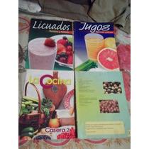 Revistas Sobre Cocina (envío Gratis).