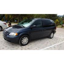 Chrysler Voyager 5p Aut Lx Paq Conv Lujo 2008