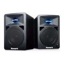 Monitores Numark N-wave 580 Dj Escritorio Led 80w -negro