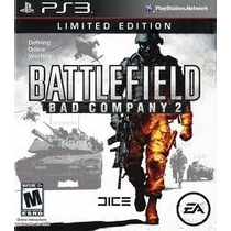 Battlefield Bad Company 2 Limited Edition Aceptamos Cambios