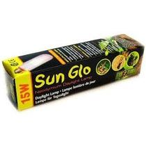 Foco Sun Glo 15 Watts Exo Terra Para Tu Terrario