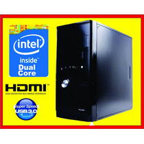 Dual Core 5.2 Ghz, 2 Ram, 160 Gb, Con Hdmi, Usb 3.0, Nueva
