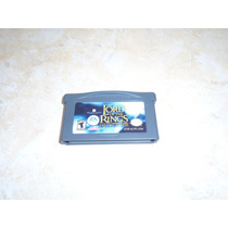 The Lord Of The Rings Two Towers Nintendo Gameboy Advance ++