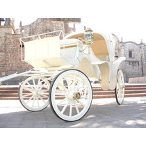 Fabricación De Carruajes Calandrias Carretas