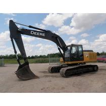 Excavadora John Deere 240 Dlc
