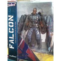 Marvel Select Falcon The Winter Soldier Soldado De Invierno
