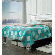 Cobertor Mykonos King Size / Queen Size Vianey Vianney Hm4