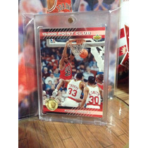 Michael Jordan Tarjeta Upper Deck 15000 Point Club 92-93 Vv4