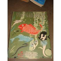 Libro Peces De Mar Y De Agua Dulce, Libros De La Naturaleza,