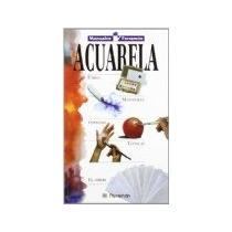 Libro Manuales Parramon Acuarela