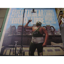 Sensacional De Lucha Libre. Ed. Trilce. $250 Pesos.