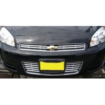 Chevrolet Impala 06-11, Parrilla Cromada 3 Piezas,accesorios