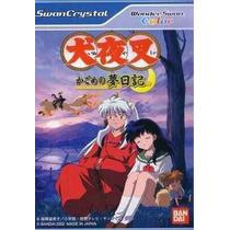 Inuyasha Kagome No Sengokuki Wonderswan Color Anime Manga