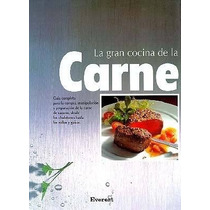 El Gran Libro De La Carne, Queso, Chocolate Y Mas Everest
