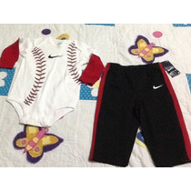 Nike Traje Deportivo Para Bebe 9-12 Meses