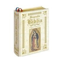 Sagrada Biblia Edicion De Lujo Virgen De Guadalupe