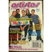 Menudo Mdo Revista Artistas