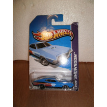 Hot Wheels 72 Ford Gran Torino Sport Azul 242/250 2013
