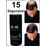 Hair Me Pelo En Polvo Cubre Calvicie /alopecia Queratina