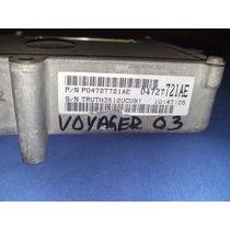 Computadora De Transmision (tcm) Voyager 03. P/n. 04727721ae