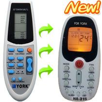 Control Remoto York R91/bgce R91/bge R92/bgce R92/bge