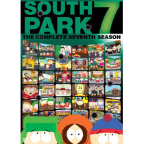 South Park Temporada 7 Siete , Serie Tv Importada En Dvd
