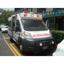 Ambulancia Ram 2500 Nueva 2016