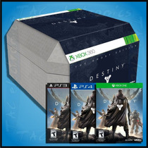 Destiny Ghost Collector Ps4 - One - Ps3 Y 360 + Bonus! Vv4