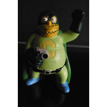 Figura The Comic Book Guy Superheroe Serie Tv Los Simpsons