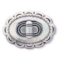 Bolsa Corchete - Diseño Mano Accesorio Suroeste Leathercraft