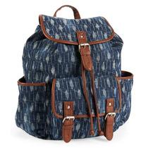 Mochila Aeropostale Ikat Backpack + Pulsera De Regalo