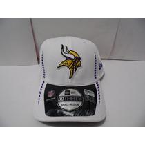 Gorra New Era Nfl 100% Original 39thirty Vikings Minnesota