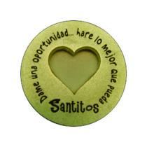 Moneda Milagrosa Corazón - Santitos