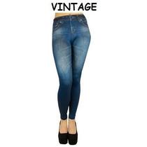 Elegance Lejeans Slimn Lift Caresse Jeans Faja Leggins