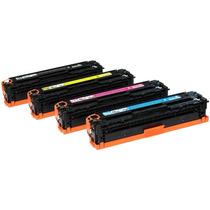 Cartucho Toner Compatible Hp 128a Cm1415 Cp1525 Ce320a