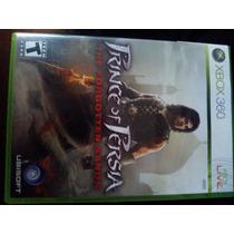 Prince Of Persia The Forgoten Sands Xbox 360, Usado.