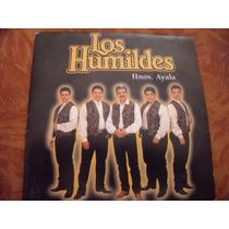 Cd Los Humildes, Sencillo, Envio Gratis