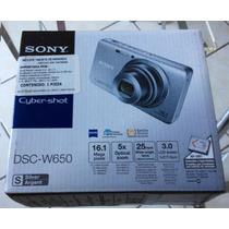 Sony Cyber-shot Dsc W650 Nueva