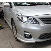 Luz De Dia Led Drl Toyota Corolla 08-13