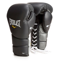 Box Guantes Protex2 Everlast Laced De Piel Vv4